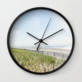 At the Jersey Shore Wall Clock