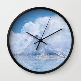 Magic in the Clouds Wall Clock