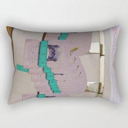 Tealpaw Mercantile Rectangular Pillow