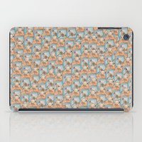 nutella iPad Cases featuring Food Coma by wemma
