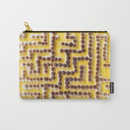 Mini [Toasted] Marshmallow Maze Carry-All Pouch