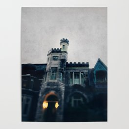 Haunting Above Poster