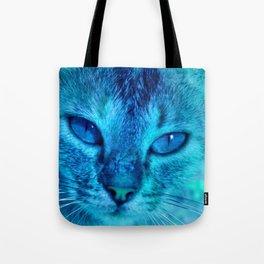 cats eyes: ischia Tote Bag
