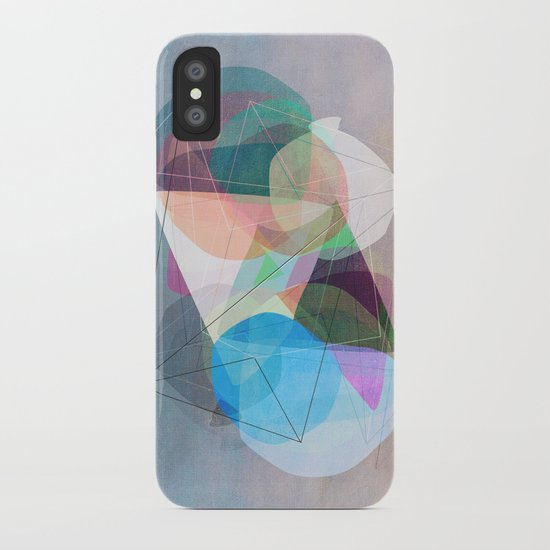 Graphic 117 X iPhone Case