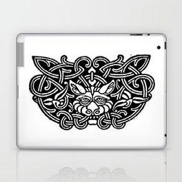 Knot 2 Laptop & iPad Skin