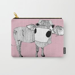 Cowface Carry-All Pouch