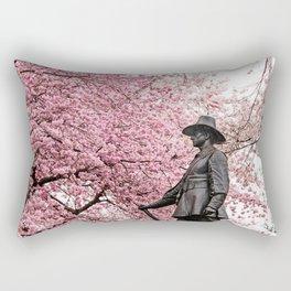 April Showers Rectangular Pillow