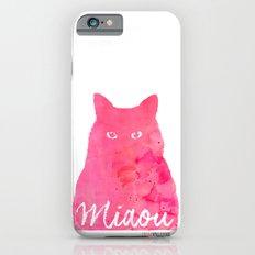 MIAOU rose iPhone 6s Slim Case