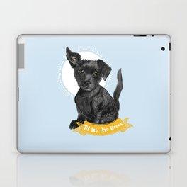 'Til We Are Bones || LUNA Laptop & iPad Skin