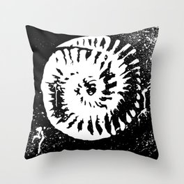Downward Spiral ( NIN ) Throw Pillow