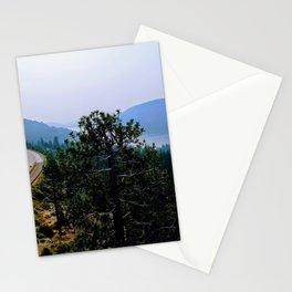 donner ridge & skoolie Stationery Cards