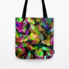 Geometric Puzzel Tote Bag