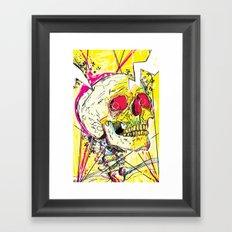 Ain't No Grave Framed Art Print