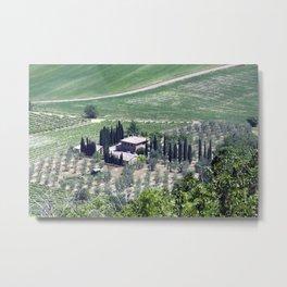 Bella Toscana Metal Print