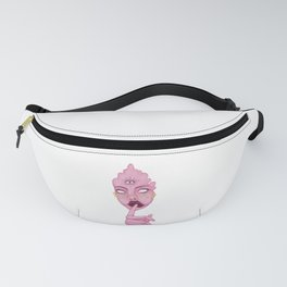 Pink cosmic girl Fanny Pack