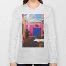 Old San Juan Ally Long Sleeve T-shirt