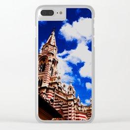 Church street  Colombia Bogota Clear iPhone Case