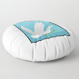 freedom Floor Pillow