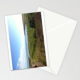 Coastline Panorama Stationery Cards