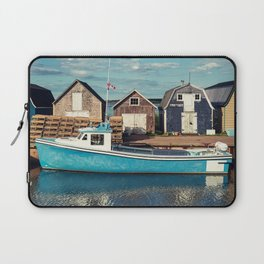 Island Wharf Laptop Sleeve