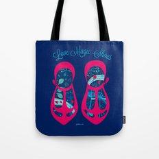 MAGIC SHOES Tote Bag
