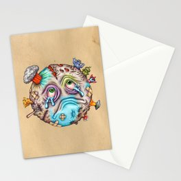 The Crying Oith Stationery Cards