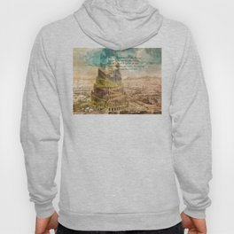 The Tower of Babel Hoody