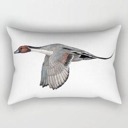 Northern Pintail Rectangular Pillow