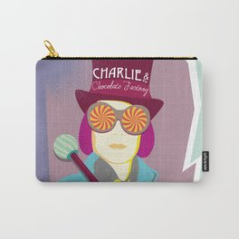 Tim Burton's 'Charlie and the Chocolate Factory' Carry-All Pouch
