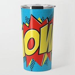 WOW POP ART Travel Mug