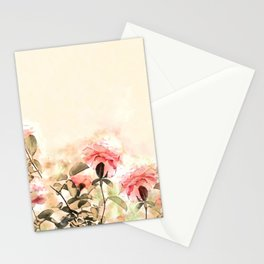 Accept Flowers #floral Stationery Cards