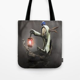 Lucent Heart Tote Bag