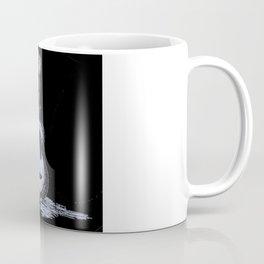 Guitar - Black Coffee Mug