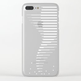 Bitnado Clear iPhone Case