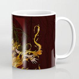 Girl on Fire Coffee Mug