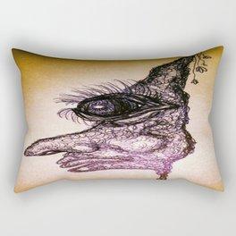 Pen Doodle Dood Rectangular Pillow