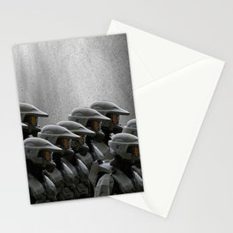 The Halo Army Stationery Cards