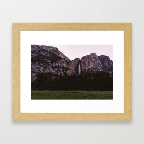 Yosemite Sunset by bethanyyoung