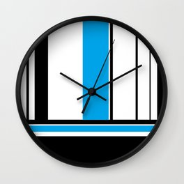 lineas de expresion-1 Wall Clock