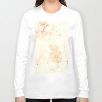 math Long Sleeve T-shirts featuring math by theoreticalsociety6