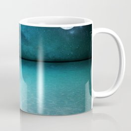 Night Swimming Coffee Mug