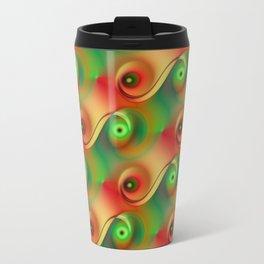 3D - abstraction -73- Travel Mug