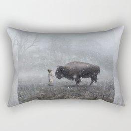 MeeTe Buffao Rectangular Pillow