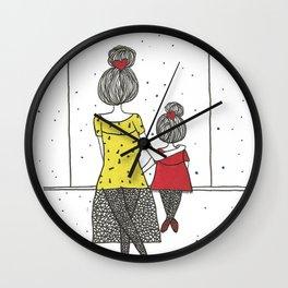 Balancê Wall Clock