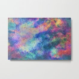 Abstract Background 3 Metal Print