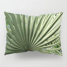 Fan Palm Pillow Sham