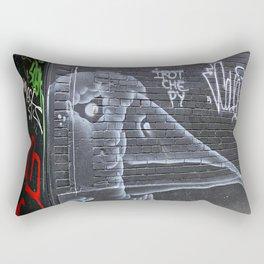 Big Beak Rectangular Pillow