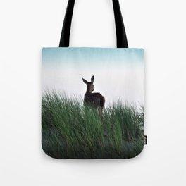 Deer Stop Tote Bag