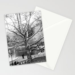 Trees #9 Stationery Cards