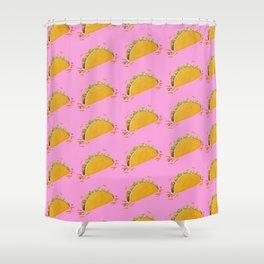 Taco Heaven Shower Curtain